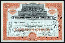 1953 Michigan: Hudson Motor Car Company