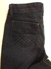 Joe's Jeans Provocateur Womens Boot Cut Dark Denim Jeans Size 30