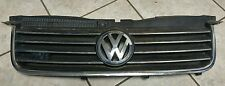 01 02 03 04 05 Volkswagen Passat Grille Assembly UPPER 8 CYL (W8)