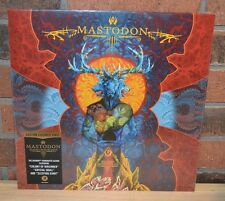 MASTODON - Blood Mountain, Limited COLORED VINYL LP New & Sealed!