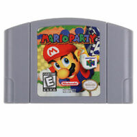 Mario Party 1 Video Game Cartridge Console Card US Version For Nintendo N64