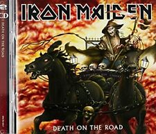 Iron Maiden - Death On The Road [CD]