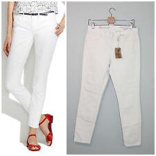 Madewell NWT New Skinny Skinny Ankle Stretch Denim Jeans Opitc White 29
