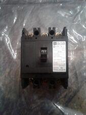 New Toshiba NO-FUSE Breaker S30C 3 Pole Circuit Breaker 30 AMP 220 VAC 41-17600