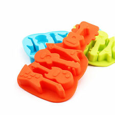 Guitar Silicone ice Cube Tray Mold Tool Creative Kitchen Cake Baking Accessories