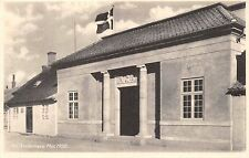 ODENSE DENMARK DANEMARK~HANS CHRISTIAN ANDERSON HOUSE 1930 PHOTO POSTCARD
