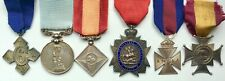 Group of Six Army Temperance Association India (ATAI) Medals