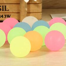 10Pcs/Set Rubber Bouncing Balls Super Bouncy Elastic Kids Toy Gift Party Favor