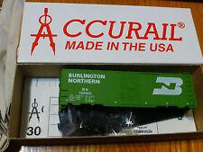 Accurail Ho #3515 (40' Aar Sd Steel Box) Bn