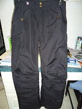 OWNER OPERATOR 101 SNOWBOARD PANTS MEN'S MEDIUM (M) BLACK - $295 MADE IN USA