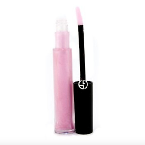 Giorgio Armani Gloss d' Lip Sheer Pink 504 Shiny Long Lasting Supreme Maestro