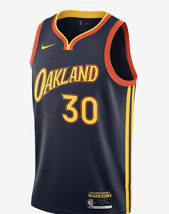 Golden State Warriors Stephen Curry Oakland Forever Jersey - MEDIUM (SOLD OUT!)