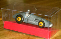 Supplied by DINKY MECCANO 1955 FERRARI RACING CAR  No234 MODEL KIT+DISPLAY BOX