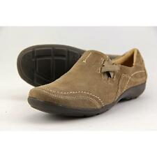 Low (3/4 in. to 1 1/2 in.) Suede Loafers & Moccasins Flats for Women