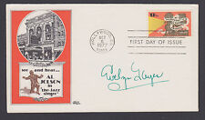 Evelyn Keyes, American Actress, signed 13c Talking Pictures FDC.