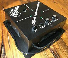 -NEW in BOX- BIRD X Quadblaster QB-4 Ultrasonic Bird Repeller Repelling BIRD-X