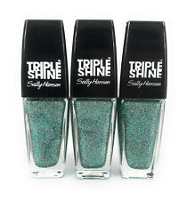 Sally Hansen Triple Shine Nail Color 0.33 fl oz (9ml)  330 Fanta Sea 3 Pack