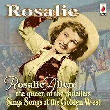 ROSALIE ALLEN - ROSALIE  CD NEW+