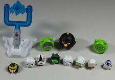 Angry Birds Star Wars AT-AT Attack Battle Game Figures & Launcher Lot of 12