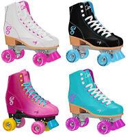 Candi Girl Sabina Indoor Outdoor Complete Roller Skates Girls Ladies Size 5-10