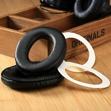 1 Pair Replacement Ear Pad Cushion W Tape for AKG K44 K55 K66 K77 K99 Headphones