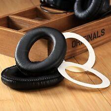 1 Pair Replacement Ear Pad Cushion W Tape for AKG K44 K55 K66 K77 K99 Headphones