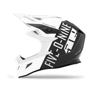 509 Altitude Carbon Fiber Offroad Helmet with Fidlock