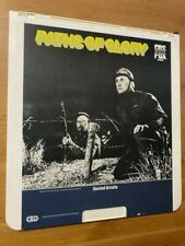 Paths of Glory (1957) CED Videodisc Stanley Kubrick Kirk Douglas