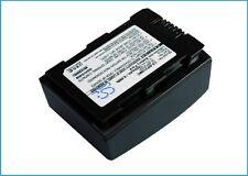 3.7V battery for Samsung HMX-F50BN, HMX-H304, SMX-F50, HMX-H300BP Li-ion NEW
