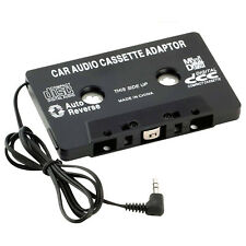 Audio Tape In Car Cassette Adapter To Jack Aux For Mp3 Mp4 iPhone Converter Bs