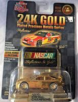 1998 RACING CHAMPIONS 1/64 BILL ELLIOTT #94 MCDONALDS 24K GOLD / Nascar