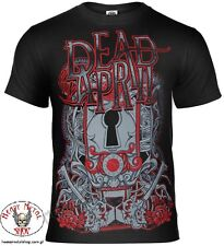 DEAD BY APRIL Official merchandise KEYHOLE new officially t-shirt DEAD BY APRIL