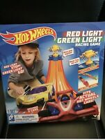Hot Wheels Red Light Green Light Racing Game New