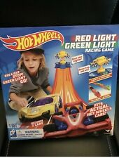 Hot Wheels Red Light Green Light Racing Game New
