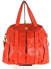 Tory Burch Red Hand bag Leather Large Hobo *1008