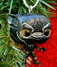 NEW Custom Christmas Tree Ornament Marvel Black Panther Avengers PVC Figure