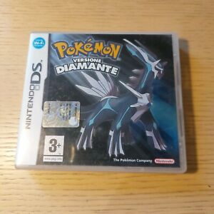 🔥Pokemon Diamante SOLO BOX🔥 - Nintendo 2DS 3ds XL - NO oro platino argento x y