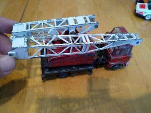 DINKY #970 Jones Fleetmaster Cantilever Crane