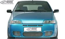 "RDX Stoßstange Fiat Punto 1 176 ""GT4"" Front Schürze Vorne Spoiler"