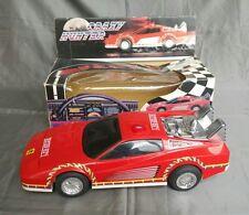 Macchina vintage scontro Ceppiratti Crazy Hunter anni '90 no Nikko old toys car