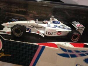 Hot Wheels 1:43 Stewart Ford SF3 Rubens Barrichello 1999 - BNIB Sealed
