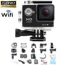 12MP HD 1080P Sports GoPro Camera Action DV Waterproof Mini DV SJ4000 Black New