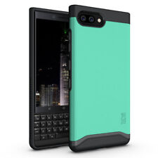 TUDIA Slim-Fit MERGE Dual Layer Protective Cover Case for Blackberry KEY2