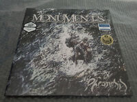 MONUMENTS: Phronesis SILVER Vinyl LP (+CD) lim. 100 Meshuggah Periphery Djent