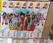 SAGA  DRAGON BALL  Z  box 1- 7  LOMO BLANCO EN  DVD AL MEJOR PRECIO..