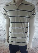 Champs Sports Men's Striped Short Sleeve Polo Size Size Large