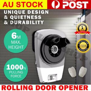 POWERFUL 1000N Automatic Garage Roller Door Opener Remote Control Motor 22m2 AU