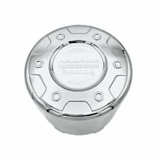 "American Racing AR645 Wheel Center Cap XL 5.15"" Chrome Snap In Ford 1645120041"