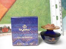 BYBLOS by Diana Eau De Parfum 0.25 oz / 7.5 ML NEW IN BOX MINI