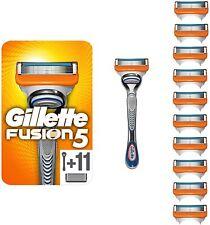 Gillette Fusion da Uomo Lama di Rasoio 11 Razors con 5-precision Lame Gruppo